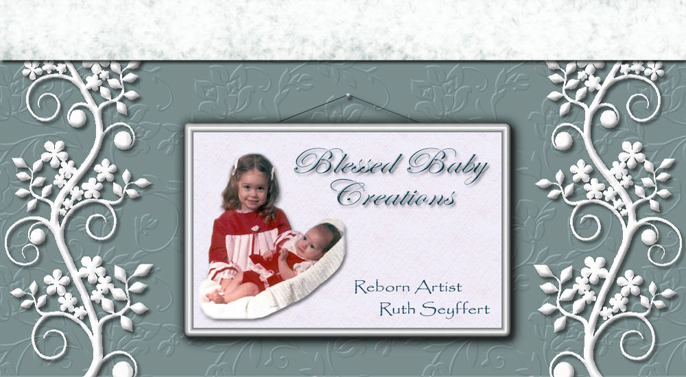 Reborn Dolls by Blessed Baby Creations